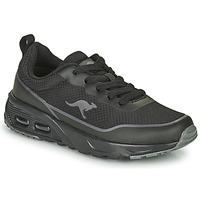 Sapatos Rapaz Sapatilhas Kangaroos KX-3500 Preto