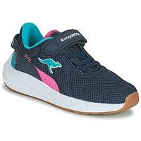 Sapatos Rapariga Sapatilhas Kangaroos K-FORT JAG EV Azul