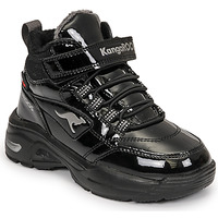 Sapatos Rapariga Sapatilhas de cano-alto Kangaroos KC-ICY EV RTX Preto