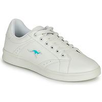 Sapatos Mulher Sapatilhas Kangaroos K-TEN II Branco