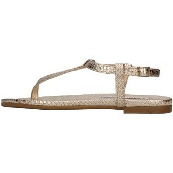 Sapatos Mulher Sandálias Inuovo 101141 Ouro