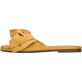 Sapatos Mulher Chinelos Inuovo 447063 Amarelo