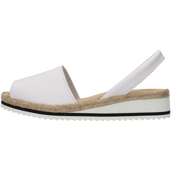 Sapatos Mulher Sandálias Ska 21CORFUNM Branco