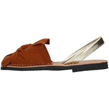 Sapatos Mulher Sandálias Ska 21CARIBEDJL Castanho