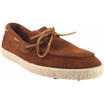 Sapatos Homem Multi-desportos Calzamur sapato  10071 couro Castanho