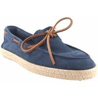 Sapatos Homem Multi-desportos Calzamur sapato  10071 cowboy Azul