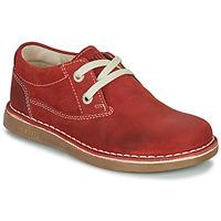 Sapatos Criança Sapatos Birkenstock MEMPHIS KIDS Vermelho