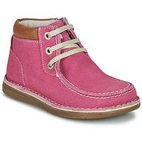 Sapatos Rapariga Botas baixas Birkenstock PASADENA HIGH KIDS Rosa