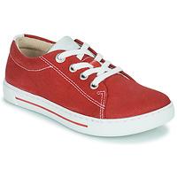 Sapatos Criança Sapatilhas Birkenstock ARRAN KIDS Vermelho
