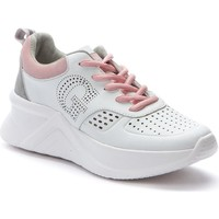 Sapatos Mulher Sapatilhas Grunberg White Casual Trainers White