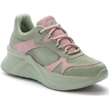 Sapatos Mulher Sapatilhas Grunberg Green Casual Trainers Green