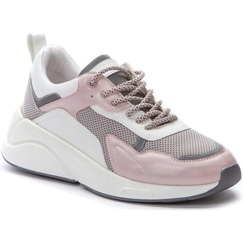 Sapatos Mulher Sapatilhas Keddo Pink Casual Trainers Pink