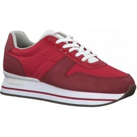 Sapatos Mulher Sapatilhas S.Oliver Red Casual Trainers Red
