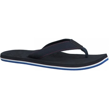 Sapatos Homem Chinelos S.Oliver Navy Casual Flip-Flop Slippers Blue