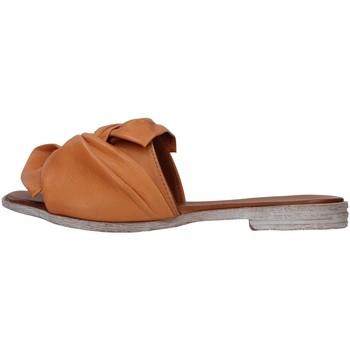 Sapatos Mulher Chinelos Bueno Shoes 21WN5040 Castanho