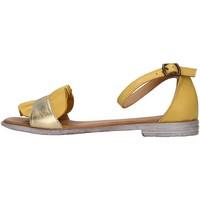 Sapatos Mulher Sandálias Bueno Shoes 21WN5021 Amarelo