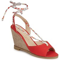 Sapatos Mulher Sandálias Petite Mendigote BLONDIE Vermelho