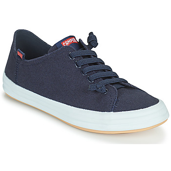 Sapatos Mulher Sapatilhas Camper HOOPS Azul