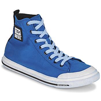 Sapatos Homem Sapatilhas de cano-alto Diesel FAMILA Azul