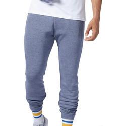Textil Homem Calças de treino Reebok Sport  Azul
