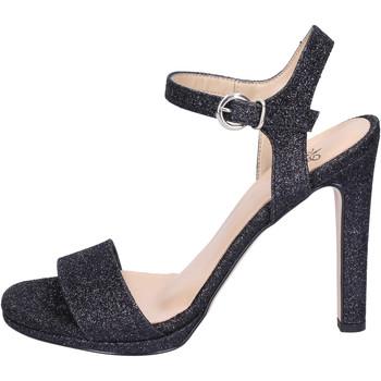 Sapatos Mulher Sandálias Moga' Sandálias BH66 Preto