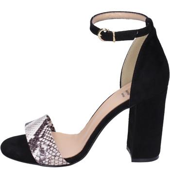 Sapatos Mulher Sandálias Moga' Sandálias BH68 Preto