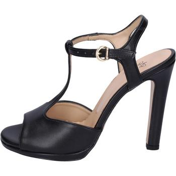 Sapatos Mulher Sandálias Moga' Sandálias BH71 Preto