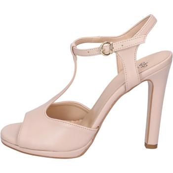 Sapatos Mulher Sandálias Moga' Sandálias BH72 Bege
