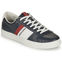 Sapatos Rapaz Sapatilhas Jack & Jones MISTR Azul