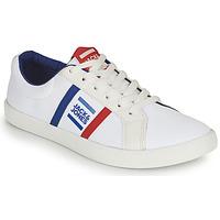 Sapatos Rapaz Sapatilhas Jack & Jones WHILEY Branco
