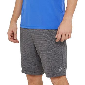Textil Homem Shorts / Bermudas Reebok Sport  Cinza