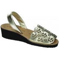 Sapatos Mulher Sandálias Lorena Massó  Ouro