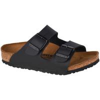 Sapatos Criança Chinelos Birkenstock Arizona BF Kids Noir