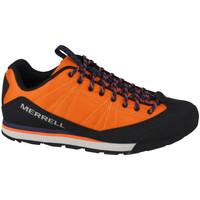 Sapatos Homem Sapatos de caminhada Merrell Catalyst Storm Orange