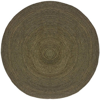 Casa Tapetes Label51 Tapete Φ 150 cm Verde