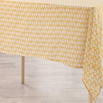Casa Toalha de mesa Douceur d intérieur MILA Amarelo
