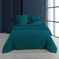 Casa Conjunto de roupa de cama Douceur d intérieur ORFEA Azul