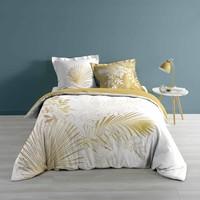 Casa Conjunto de roupa de cama Douceur d intérieur STRASSY Branco