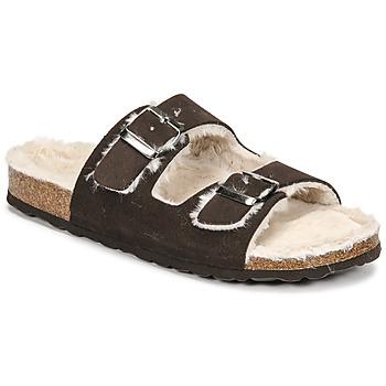 Sapatos Mulher Chinelos Casual Attitude NEW Preto
