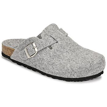 Sapatos Mulher Chinelos Casual Attitude NEW Cinza