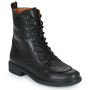 Sapatos Mulher Botas baixas Casual Attitude PASTILLA Preto