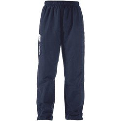 Textil Calças de treino Canterbury  Marinha/ Branco