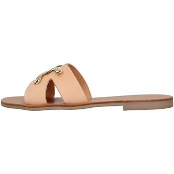 Sapatos Mulher Chinelos S.piero E1-039 Bege
