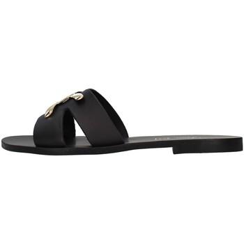 Sapatos Mulher Chinelos S.piero E1-039 Preto