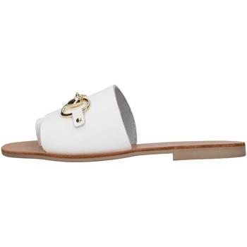 Sapatos Mulher Chinelos S.piero E1-056 Branco