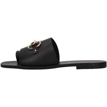 Sapatos Mulher Chinelos S.piero E1-056 Preto