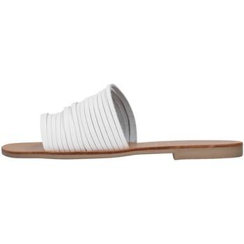 Sapatos Mulher Chinelos S.piero E1-018 Branco