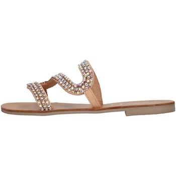 Sapatos Mulher Chinelos S.piero E1-032 Bege