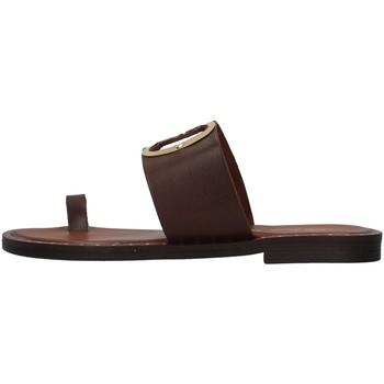 Sapatos Mulher Chinelos S.piero E2-007 Castanho