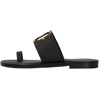 Sapatos Mulher Chinelos S.piero E2-007 Preto